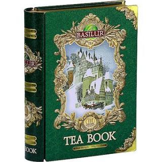 BASILUR Tea Book III. Green plech 100g