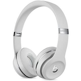 Beats Solo3 Wireless Headphones – saténovo strieborné