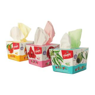 BELLA HAPPY Detské papierové vreckovky mix s vôňou á 80 ks
