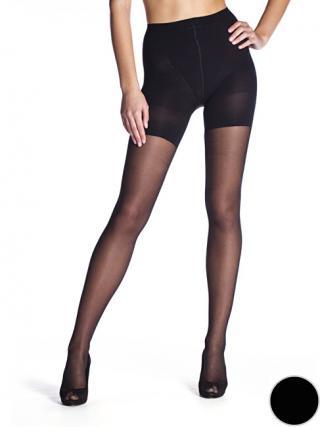 Bellinda Dámske formujúce pančuchové nohavice Black 3 Actions Tights BE273002 -094 M dámské