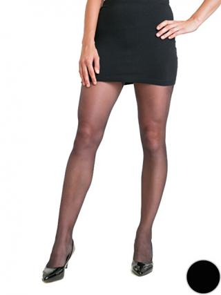 Bellinda Dámske matné pančuchové nohavice Black Matt Tights 15 Deň BE225021 -094 L dámské