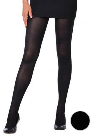Bellinda Dámske pančuchové nohavice Black Fit In Form 80 BE297156-094 L dámské