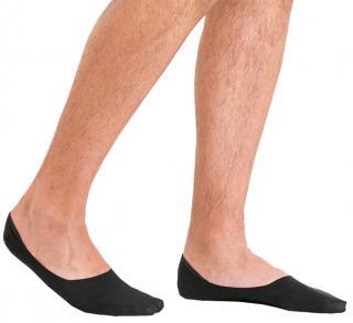 Bellinda Pánske sneaker ponožky Invisible Socks BE497231-940 43-46