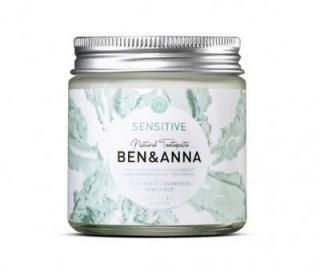 BEN & ANNA Zubná pasta pre citlivé zuby Sensitive 100 ml