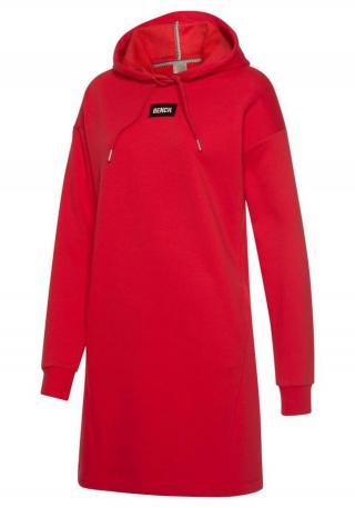 BENCH Šaty  červená dámské 44-46