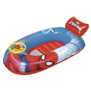 Bestway Nafukovací malý čln Spiderman, 112 x 70 cm