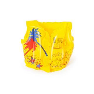 Bestway Nafukovacia plávacia vesta Tropical, 41 x 30 cm