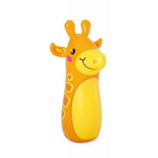 Bestway Nafukovacie boxovacie vrece Žirafa, 91 cm