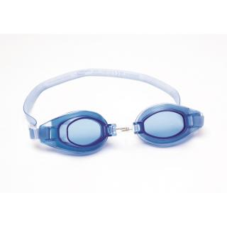 Bestway Plavecké okuliare Wave Crest, mix 3 farieb - modrá, tmavomodrá, sivá