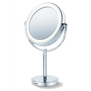 Beurer Kozmetické zrkadlo BS 69 - ZĽAVA - prasknuté klasické zrkadlo, zväčšovacie v poriadku dámské