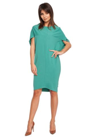 BeWear Womans Dress B002 dámské Green XXL