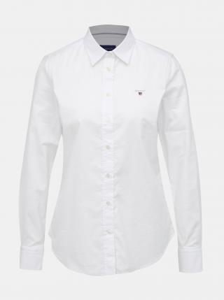 Biela dámska košeľa GANT dámské S