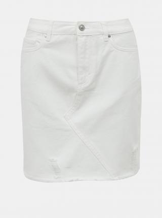 Biela rifľová sukňa Jacqueline de Yong Rosa dámské M