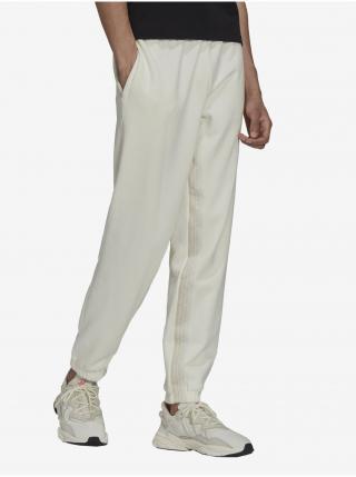 Biele pánske tepláky adidas Originals pánské biela S