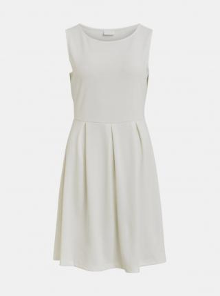 Biele šaty VILA dámské biela L