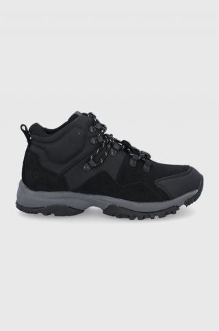 Big Star - Členkové topánky pánské čierna 41