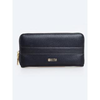 Big Star Womans Wallet Wallet 175218  Eco_leather-906 dámské Black