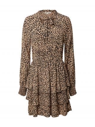BILLABONG Šaty Soulmate  čierna / hnedá dámské 42