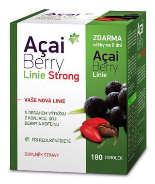 Biomedica Acai Berry Línia Strong 180 kapsúl