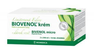 Biomedica Biovenol krém 2 x 200 ml