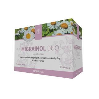 Biomedica Migrainol duo 60 tob.