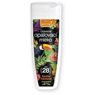 Bione Cosmetics Ochranné opaľovacie mlieko SPF 28  200 ml
