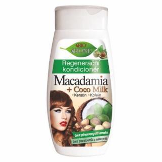 Bione Cosmetics Regeneračný kondicionér Macadamia   Coco Milk 260 ml dámské