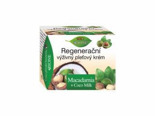 Bione Cosmetics Regeneračný pleťový krém Macadamia   Coco Milk 51 ml dámské
