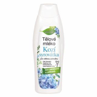 Bione Cosmetics Tělo vé mlieko Kozí syrovátka pre citlivú pokožku 500 ml dámské