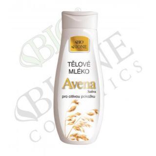 Bione Cosmetics Tělo vé mlieko pre citlivú pokožku Avena Sativa 300 ml dámské