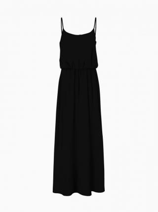 Black basic maxi dress ONLY Nova dámské čierná L
