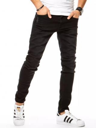 Black mens denim pants Dstreet UX3157 pánské Neurčeno 30