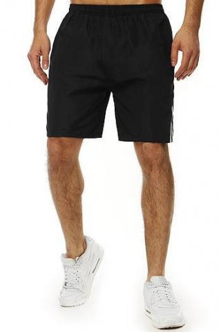 Black mens swimming shorts SX2030 pánské Neurčeno M