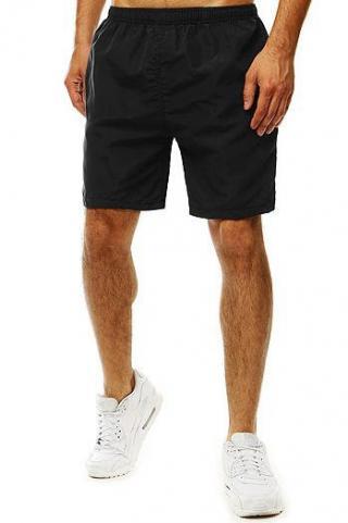 Black mens swimming shorts SX2059 pánské Neurčeno M