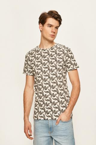 Blend - Pánske tričko pánské biela M