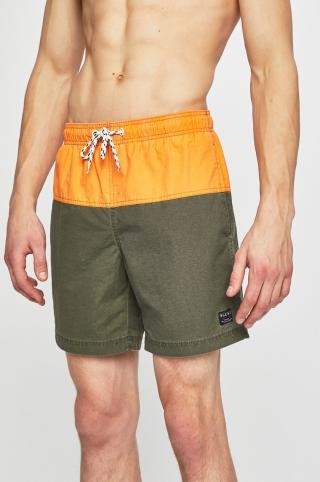 Blend - Plavky pánské oranžová M