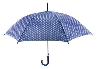 Blooming Brollies Dámsky palicový vystreľovací dáždnik Mini Heart s 12034C dámské