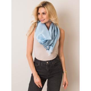Blue women´s scarf dámské Neurčeno One size