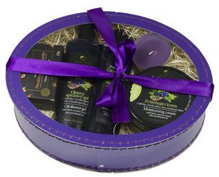 Body tip Darčekové balenie Čierne ríbezle s šalvie