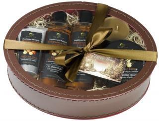 Body tip Darčekové balenie Makadamový orech s vanilkou - starajúca