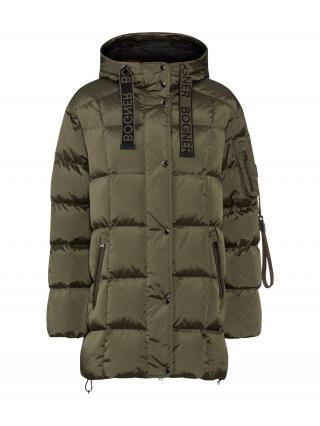 BOGNER Zimná bunda Fanja-D  olivová dámské XL