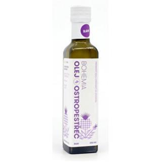 BohemiaOlej Olej z ostropestřce mariánského 250ml - nefiltrovaný