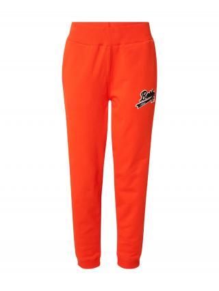BOSS Nohavice C_Ejoy_RA  oranžová dámské 34