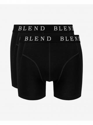 Boxerky pre mužov Blend - čierna pánské L