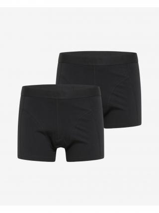 Boxerky pre mužov Lee - čierna pánské L
