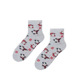 Bratex Womans Socks D984 dámské Grey 39-41