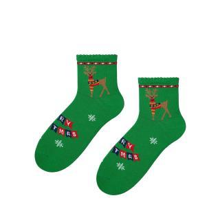 Bratex Womans Socks D985 dámské Green 36