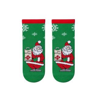 Bratex Womans Socks D986 dámské Green 36