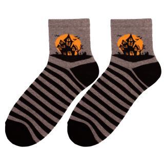 Bratex Womans Socks DA-026  Melange dámské Other 36