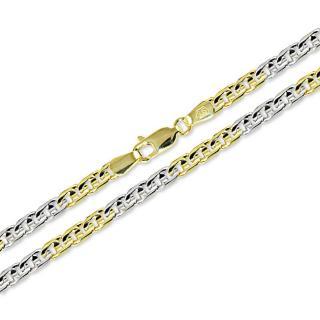 Brilio Zlatý bicolor retiazka 60 cm 271 115 00340 - 14,95 g